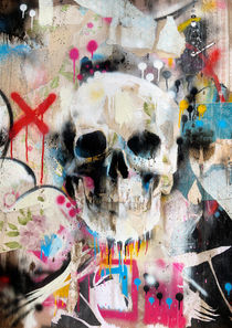 Skull-24x16