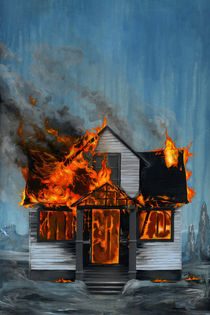 House On Fire von Famous When Dead