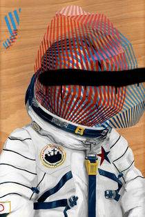 Spaceman No 02 von Famous When Dead