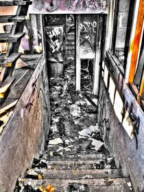 Abandoned Gangland by jfantasma-artistry