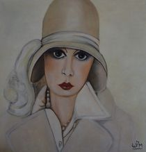 Mademoiselle Tristesse by Wendy Mitchell