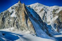 Berge des Mont Blanc von Torsten Kleint