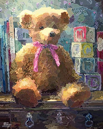 Teddy by Tamy Moldavsky