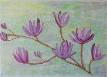Magnolien von Franziska Giger