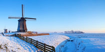 Winter Windmills by Sara Winter