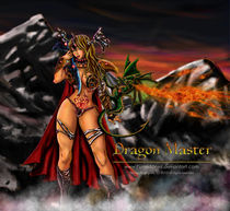 The Dragon Master von Nelson Rodrigues
