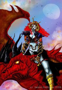 Dragon Rider von Nelson Rodrigues