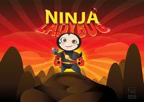 Ninja LadyBug von Nelson Rodrigues