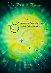 Sternzeichen Stier Allen Sternzeichen   Stier herzlichen Glückwunsch zum Geburtstag ! von Walter Zettl