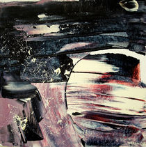 Galaktisches Gesicht by Ute Vehse