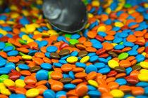 Chocolate beans - Schokolinsen by Jörg Sobottka