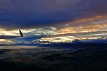 Tow into sunrise by Bert Schmelzer