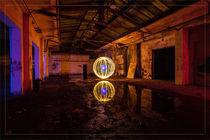 Geheimnissvolle Lichtkugel by Dennis Stracke