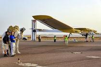 Solar Impulse by Bert Schmelzer