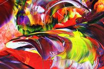 Abstrakt 40 von Walter Zettl
