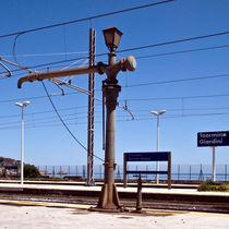 Alter Bahnhof - Sizilien by captainsilva