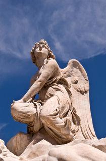 Weisser Engel - Sizilien - Italien von captainsilva