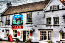 The Bull Pub Theydon Bois Essex von David Pyatt