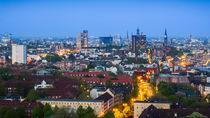 Hamburg Lichter by Tom Mrkl