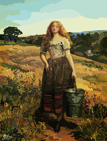 The Farmer's Daughter von Tamy Moldavsky