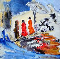 Kunterbunte Welt by Ute Vehse