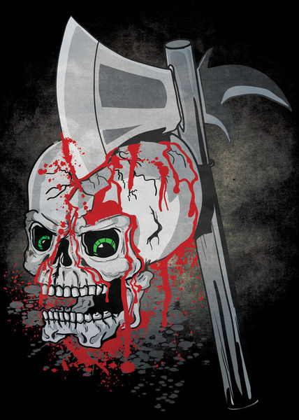 Skull-hatchet-blood-aw
