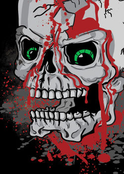 Skull-drips-blood-aw