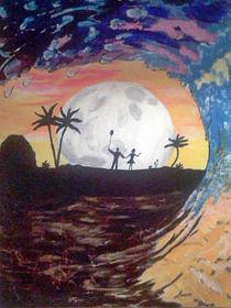 Mondsüchtig von Kirsten Aust