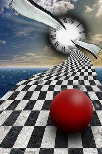 Weg der Zeit by redeyeimages