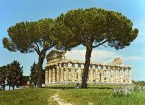 Paestum #1 von Leopold Brix