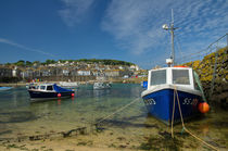 Mousehole in Cornwall by Pete Hemington