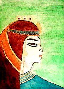 Cleopatra by nellyart