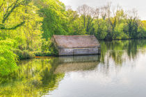 The old boat shed von Ian Darby