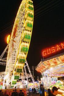 Seville Feria Big Wheel von Clive Baldwin