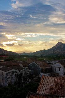 rural village von rgb cmyk