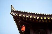 chinese traditional roof by rgb cmyk