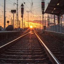 sunset track by rgb cmyk