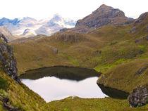 Bergsee auf 4000 m by reisemonster