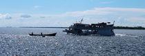 Bootstreff am Amazonas von reisemonster