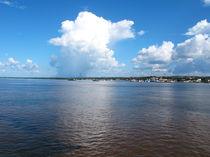Wolken am Amazonas von reisemonster