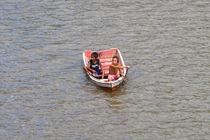 Nussschale auf dem Amazonas von reisemonster