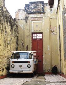 VW Bus in Brasilien by reisemonster