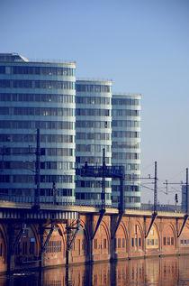 Jannowitzbrücke View von Magdalena Zlotos