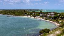 Calusa Beach -- Digital Art von John Bailey