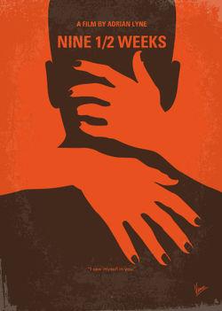 No305-my-nine-half-weeks-minimal-movie-poster