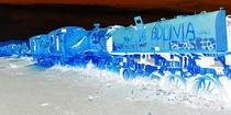Blauzug in der Wüste by reisemonster