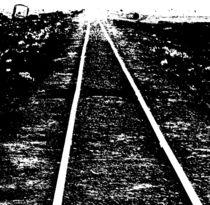 Gleise in Bolivien von reisemonster