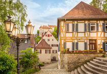 Historische Altstadt Heidenheim von ralf zimmermann
