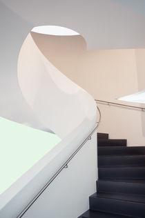 Treppe zum Licht 42 von Erhard Hess