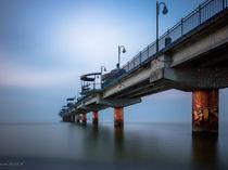 Seebrücke  by markusBUSCH FOTOGRAFIE
